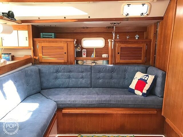 1996 Catalina Yachts boat for sale, model of the boat is 36WK MKII & Image # 8 of 40
