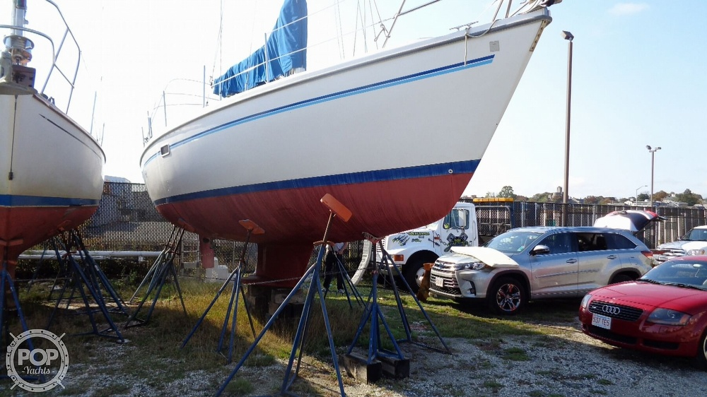 1996 Catalina Yachts boat for sale, model of the boat is 36WK MKII & Image # 28 of 40
