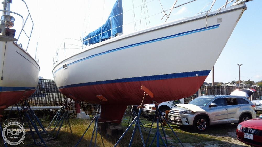 1996 Catalina Yachts boat for sale, model of the boat is 36WK MKII & Image # 30 of 40