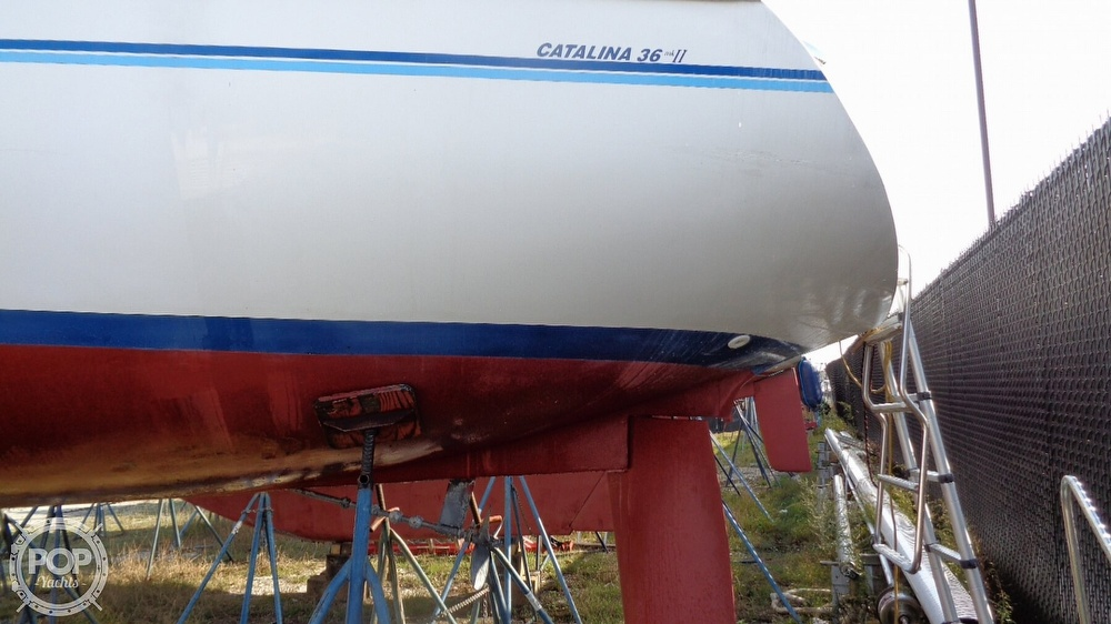 1996 Catalina Yachts boat for sale, model of the boat is 36WK MKII & Image # 33 of 40