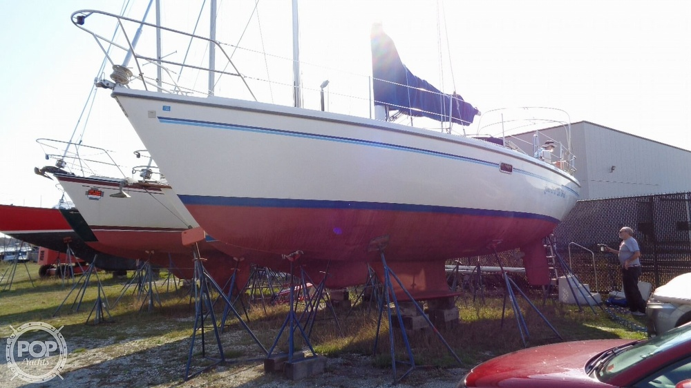 1996 Catalina Yachts boat for sale, model of the boat is 36WK MKII & Image # 40 of 40