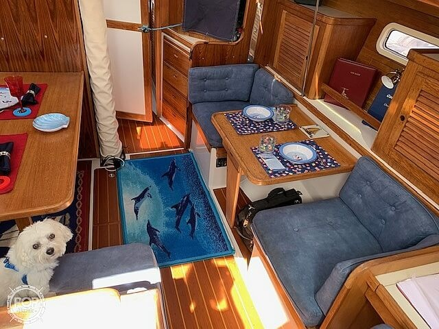 1996 Catalina Yachts boat for sale, model of the boat is 36WK MKII & Image # 10 of 40