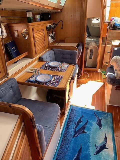 1996 Catalina Yachts boat for sale, model of the boat is 36WK MKII & Image # 17 of 40