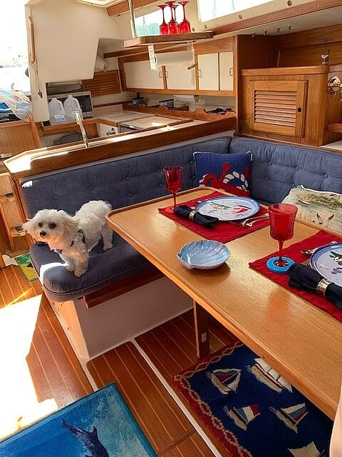 1996 Catalina Yachts boat for sale, model of the boat is 36WK MKII & Image # 18 of 40
