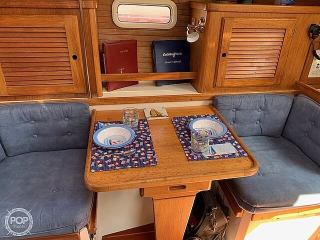1996 Catalina Yachts boat for sale, model of the boat is 36WK MKII & Image # 20 of 40