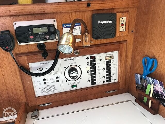 1996 Catalina Yachts boat for sale, model of the boat is 36WK MKII & Image # 22 of 40