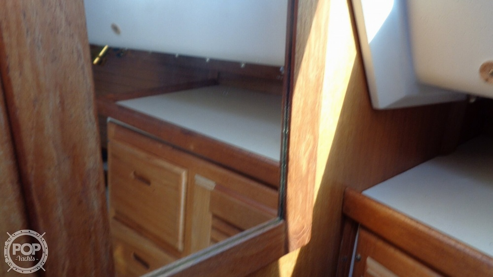 1996 Catalina Yachts boat for sale, model of the boat is 36WK MKII & Image # 23 of 40
