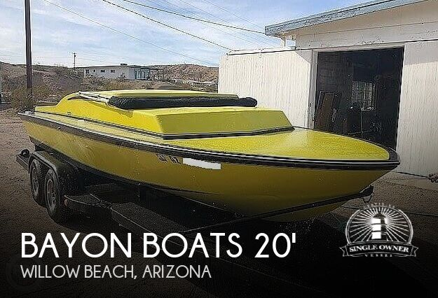 1970 Bayon Boats boat for sale, model of the boat is 20' Day Cruiser & Image # 1 of 14