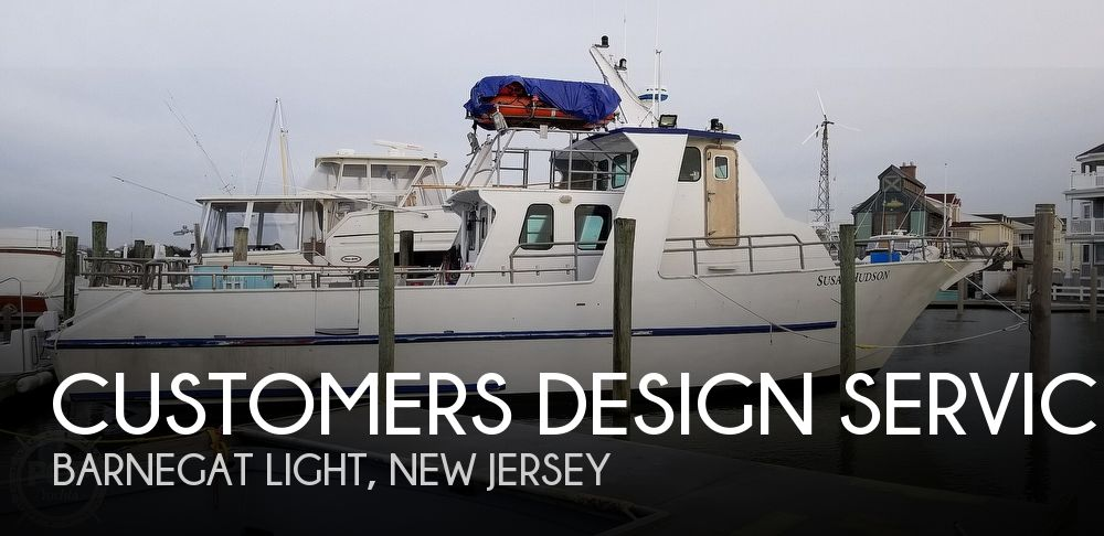 1991 Customers Design Services boat for sale, model of the boat is 50 & Image # 1 of 40