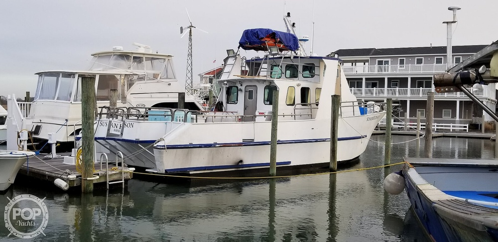 1991 Customers Design Services boat for sale, model of the boat is 50 & Image # 2 of 40