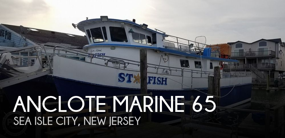 1972 Anclote Marine boat for sale, model of the boat is 65 & Image # 1 of 40