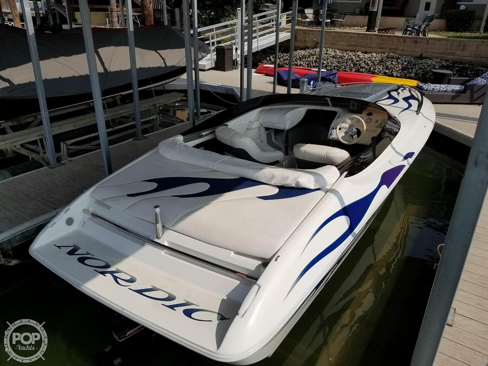 2001 Nordic Tugs boat for sale, model of the boat is 25 Rage Closed Bow & Image # 16 of 40