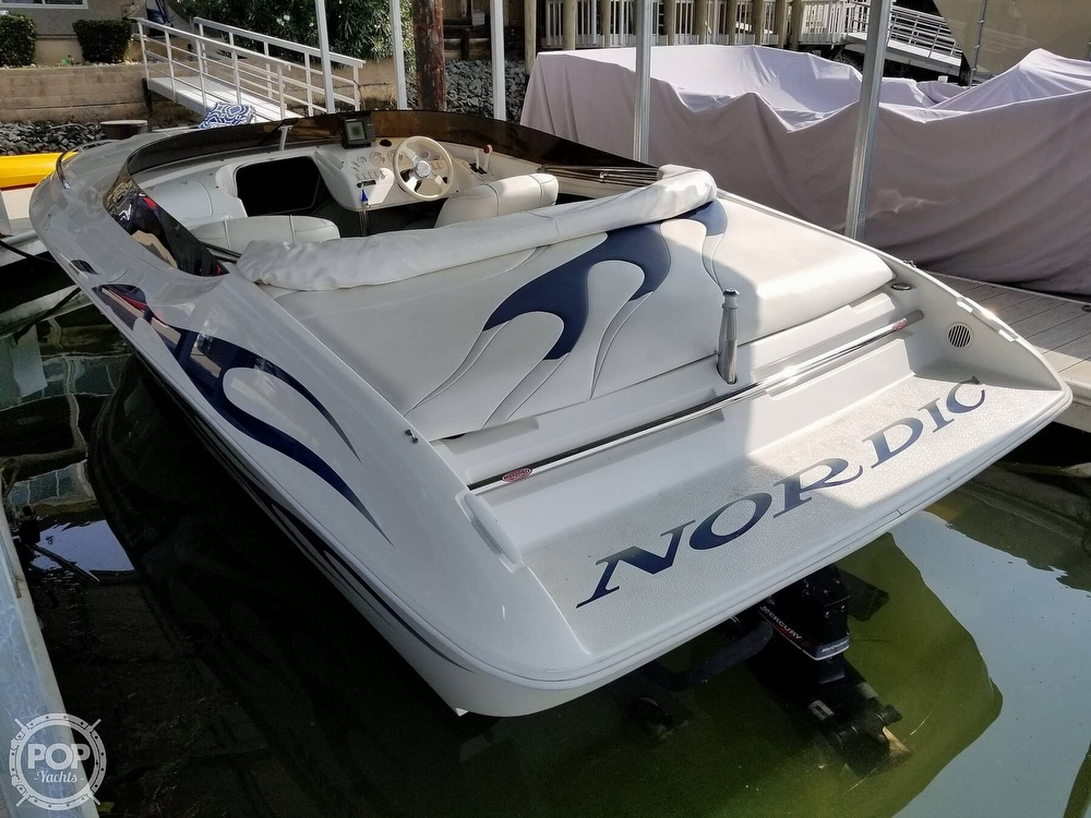 2001 Nordic Tugs boat for sale, model of the boat is 25 Rage Closed Bow & Image # 27 of 40