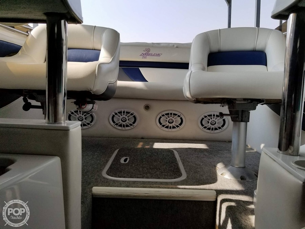 2001 Nordic Tugs boat for sale, model of the boat is 25 Rage Closed Bow & Image # 7 of 40