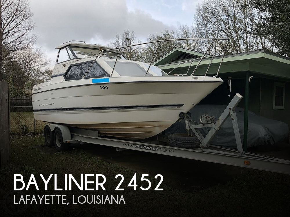 2000 BAYLINER 2452 CIERA EXPRESS for sale