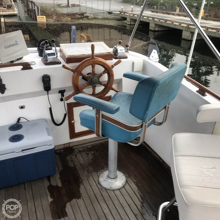 1981 Marine Trader boat for sale, model of the boat is LaBelle 40 & Image # 33 of 40