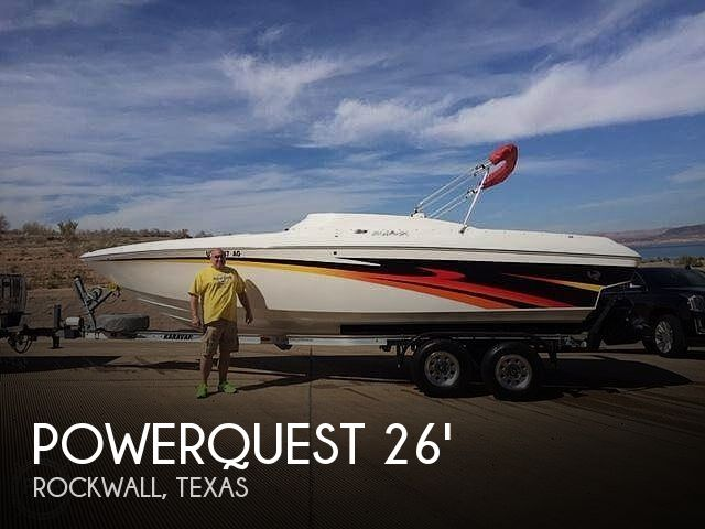 Used Powerquest Boats For Sale by owner | 2005 Powerquest 26 Legend