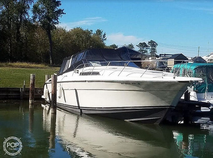 1989 Silverton boat for sale, model of the boat is 40X Express & Image # 2 of 41