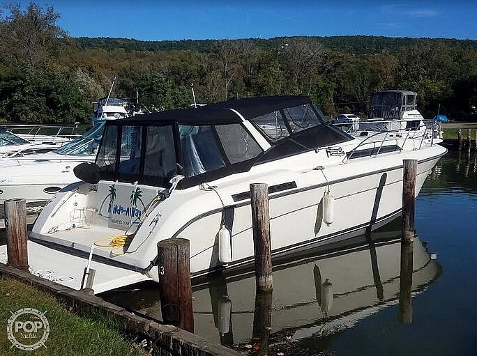 1989 Silverton boat for sale, model of the boat is 40X Express & Image # 3 of 41