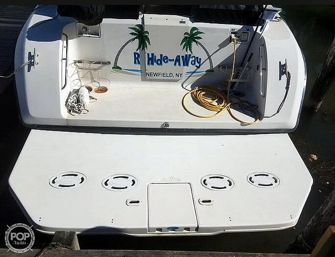 1989 Silverton boat for sale, model of the boat is 40X Express & Image # 12 of 41