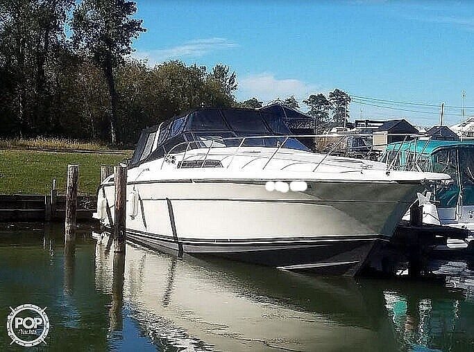1989 Silverton boat for sale, model of the boat is 40X Express & Image # 2 of 40