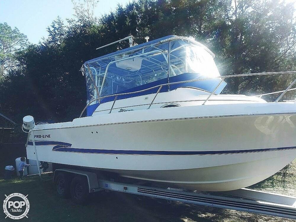 2000 Pro-Line boat for sale, model of the boat is 27 Express & Image # 2 of 20