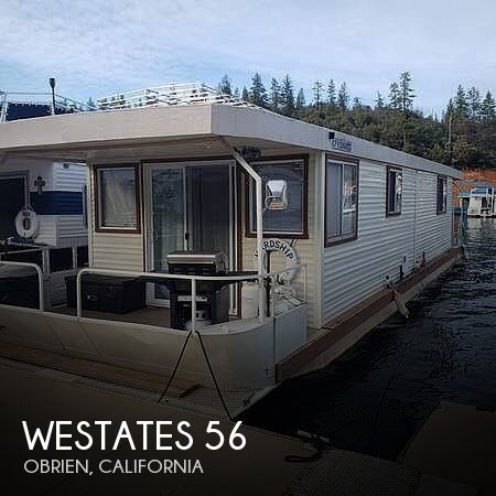 Used Houseboats For Sale in California by owner | 1969 Weststates 56
