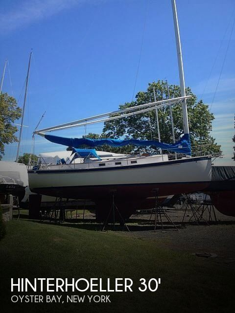 Used Nonsuch Boats For Sale by owner | 1985 Nonsuch 30 Ultra