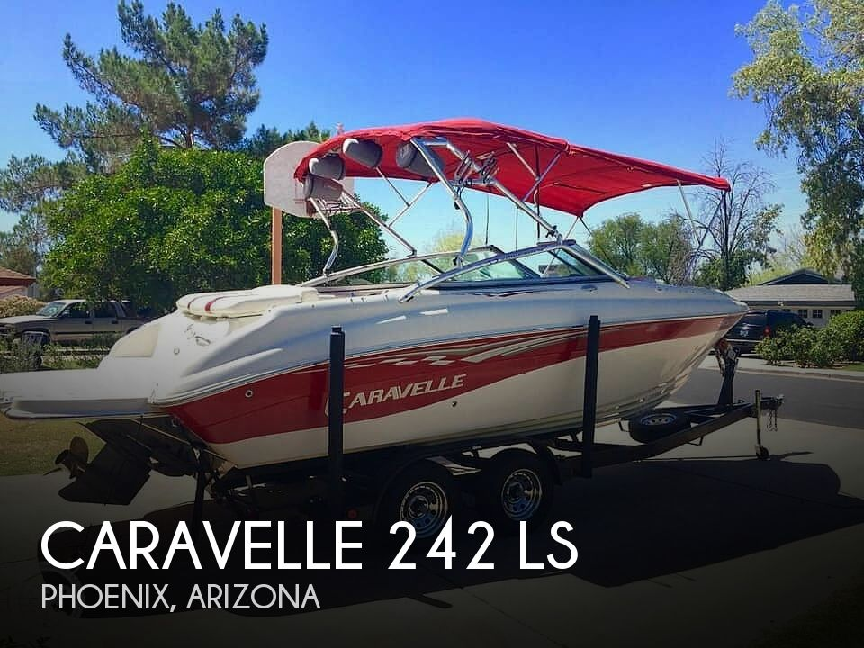 Used Caravelle Boats For Sale by owner | 2005 Caravelle 242 LS