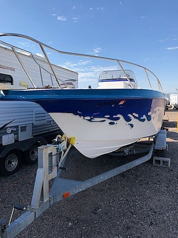 1995 Wellcraft boat for sale, model of the boat is 218CCF & Image # 5 of 24