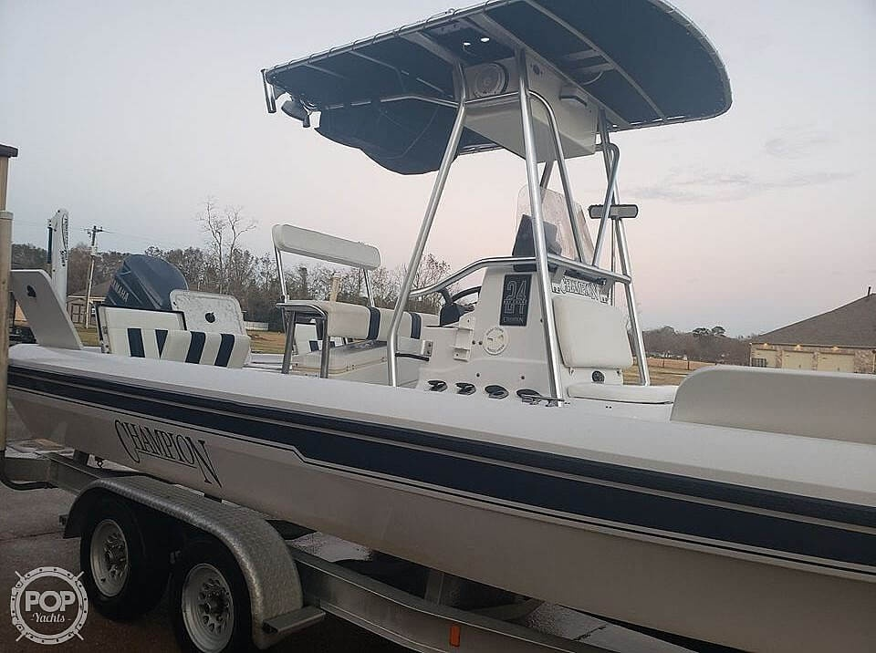 2004 Champion boat for sale, model of the boat is 24 Bay Champ & Image # 5 of 40
