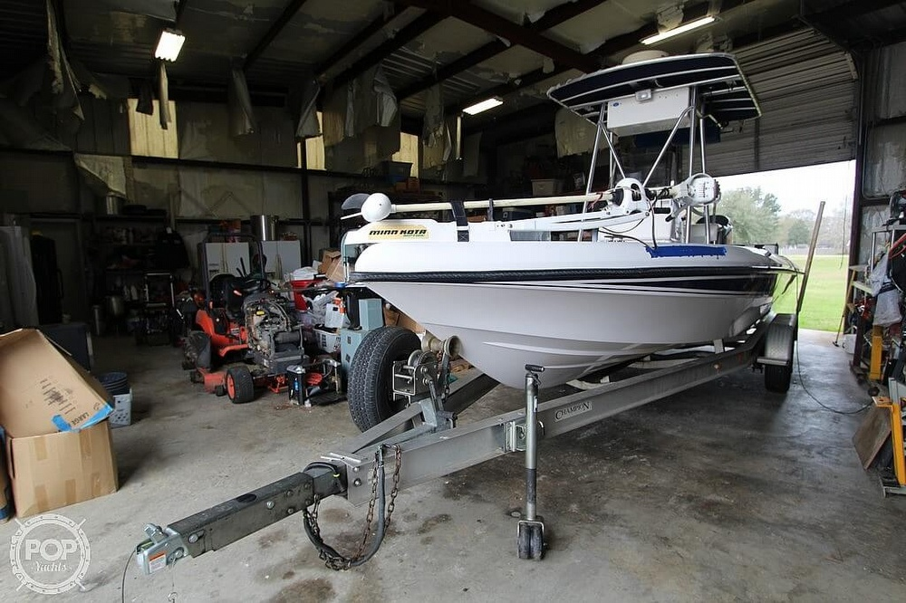 2004 Champion boat for sale, model of the boat is 24 Bay Champ & Image # 16 of 40