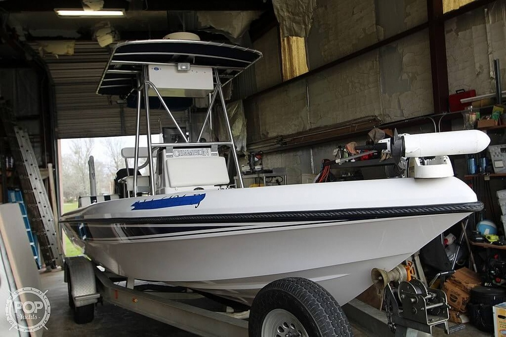 2004 Champion boat for sale, model of the boat is 24 Bay Champ & Image # 22 of 40