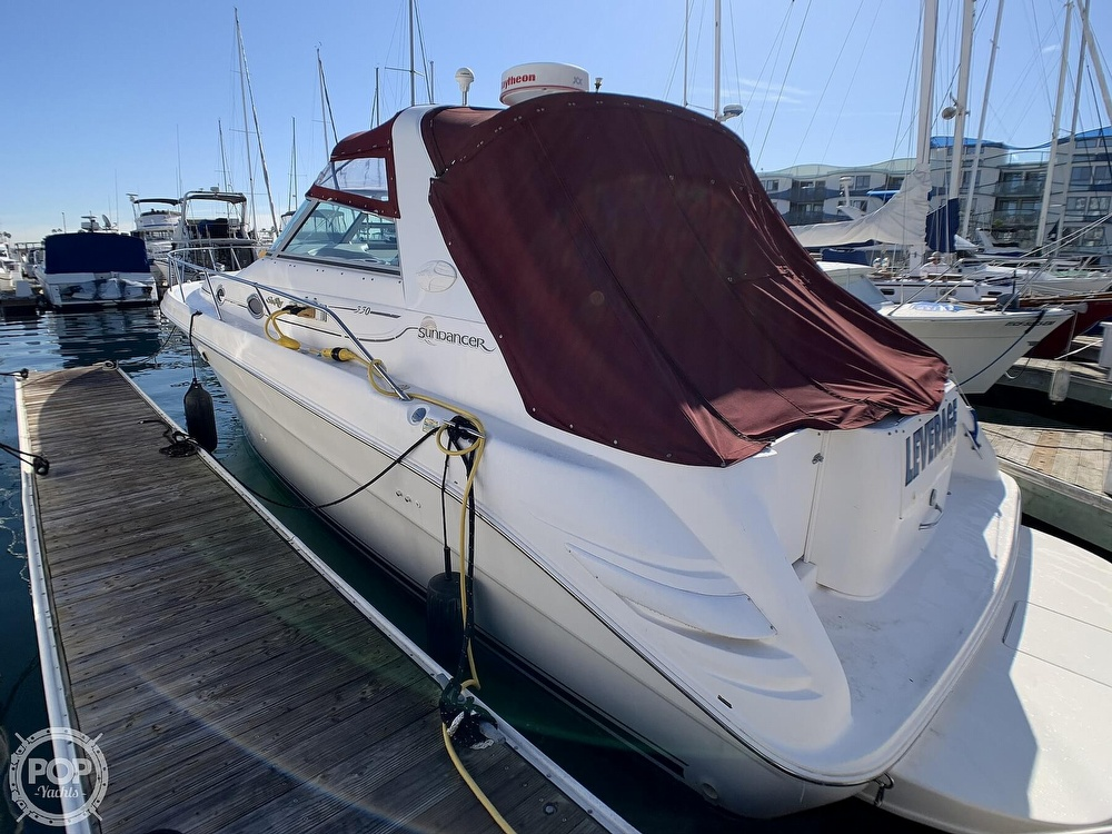 1998 Sea Ray boat for sale, model of the boat is 330 Sundancer & Image # 5 of 40