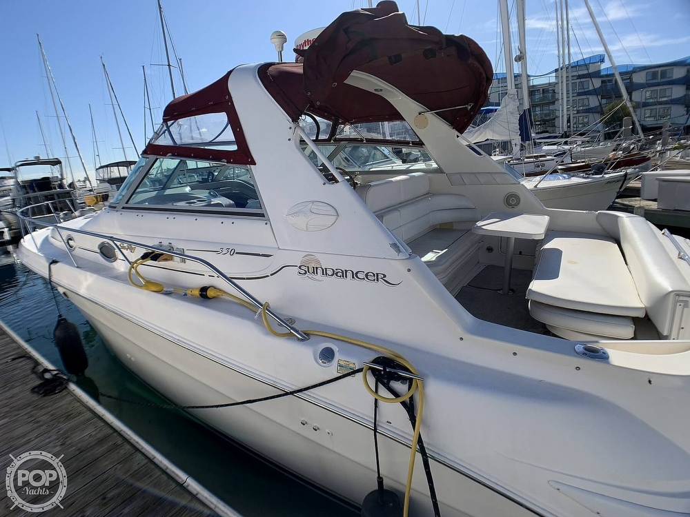 1998 Sea Ray boat for sale, model of the boat is 330 Sundancer & Image # 7 of 40