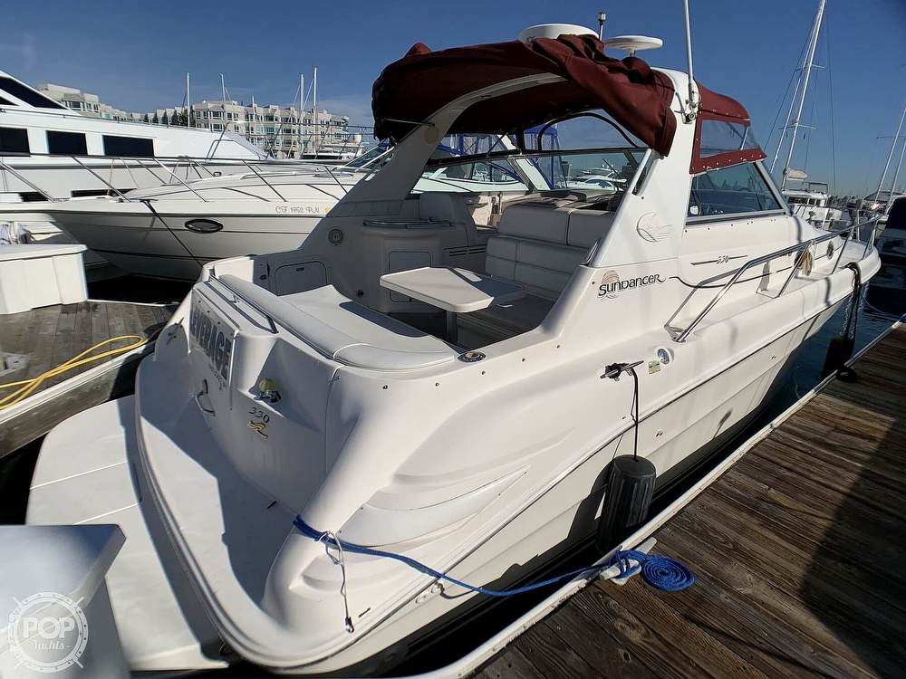 1998 Sea Ray boat for sale, model of the boat is 330 Sundancer & Image # 4 of 40