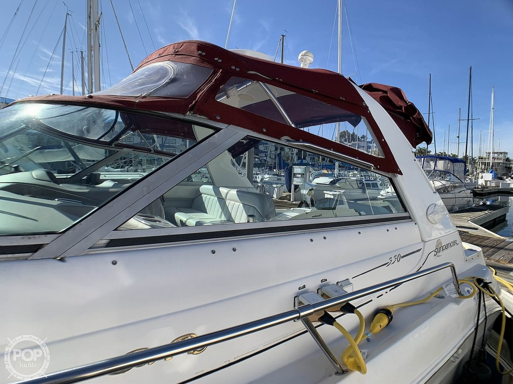 1998 Sea Ray boat for sale, model of the boat is 330 Sundancer & Image # 19 of 40