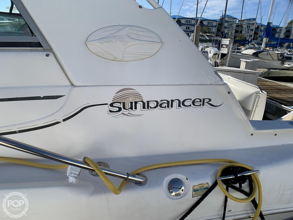 1998 Sea Ray boat for sale, model of the boat is 330 Sundancer & Image # 22 of 40