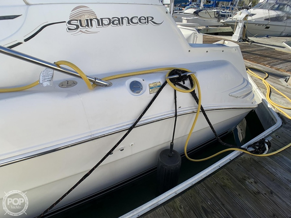1998 Sea Ray boat for sale, model of the boat is 330 Sundancer & Image # 23 of 40