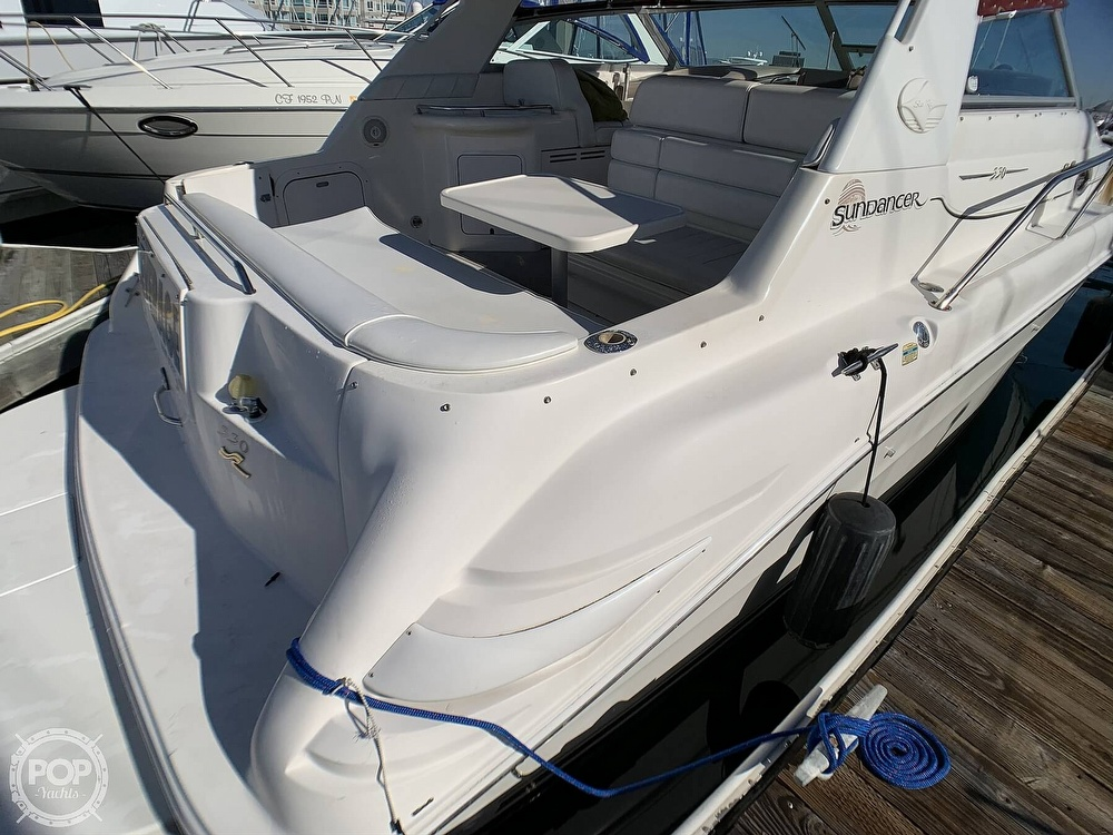 1998 Sea Ray boat for sale, model of the boat is 330 Sundancer & Image # 26 of 40