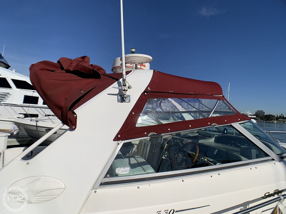 1998 Sea Ray boat for sale, model of the boat is 330 Sundancer & Image # 28 of 40