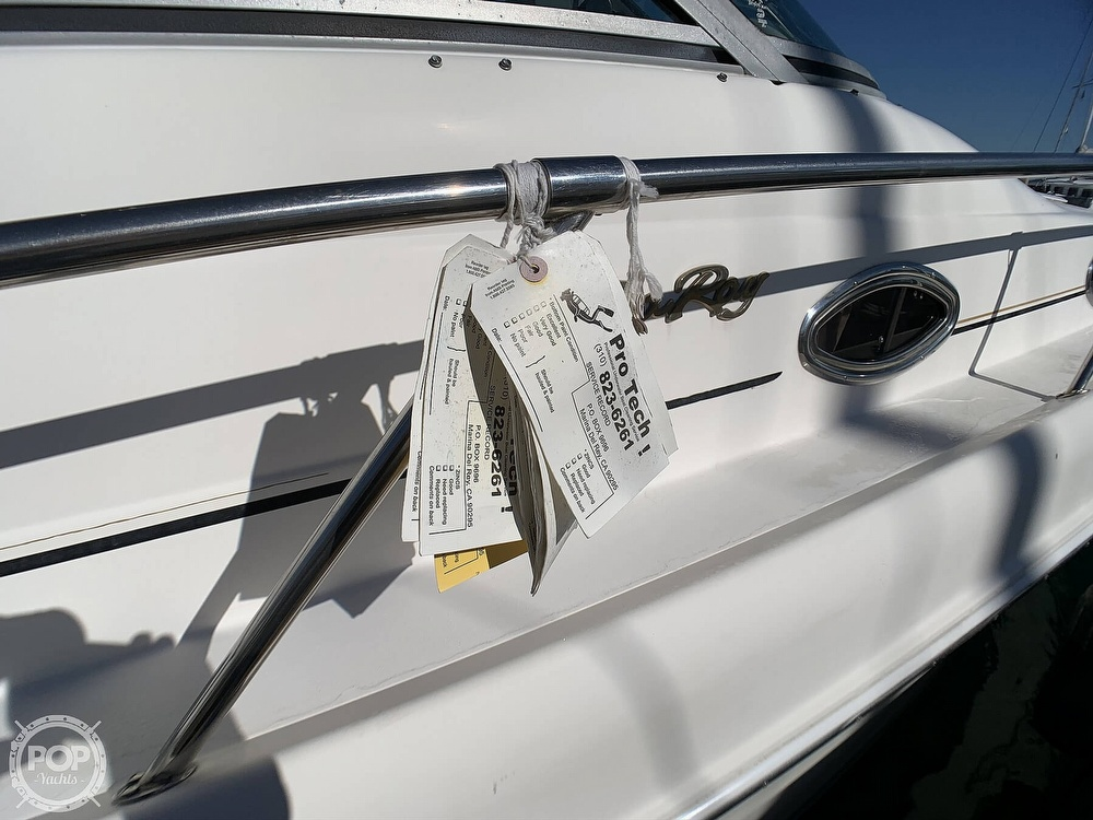 1998 Sea Ray boat for sale, model of the boat is 330 Sundancer & Image # 29 of 40