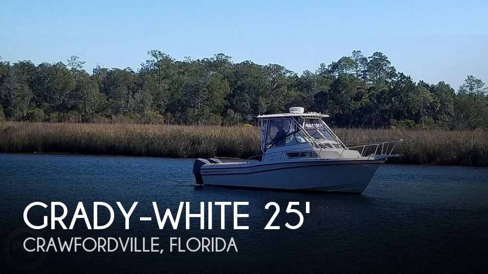 Used Grady-White 25 Boats For Sale by owner | 1993 Grady-White 252GT Sailfish