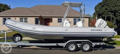 Zodiac Bombard Explorer 700, 700, for sale - $16,750