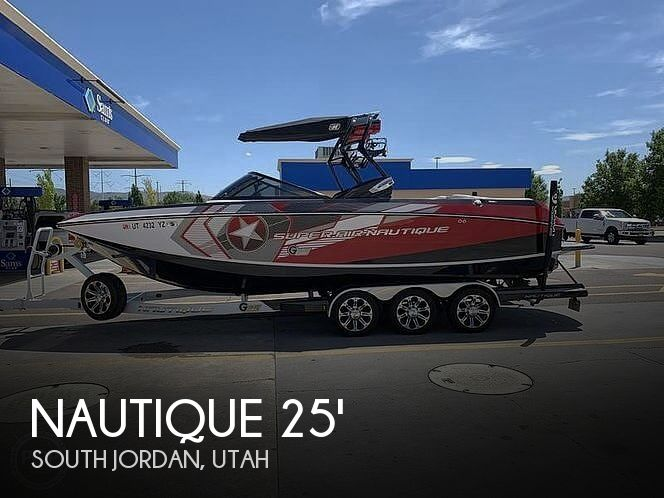 Used Boats For Sale in Utah by owner | 2013 Nautique Super Air Nautique G25