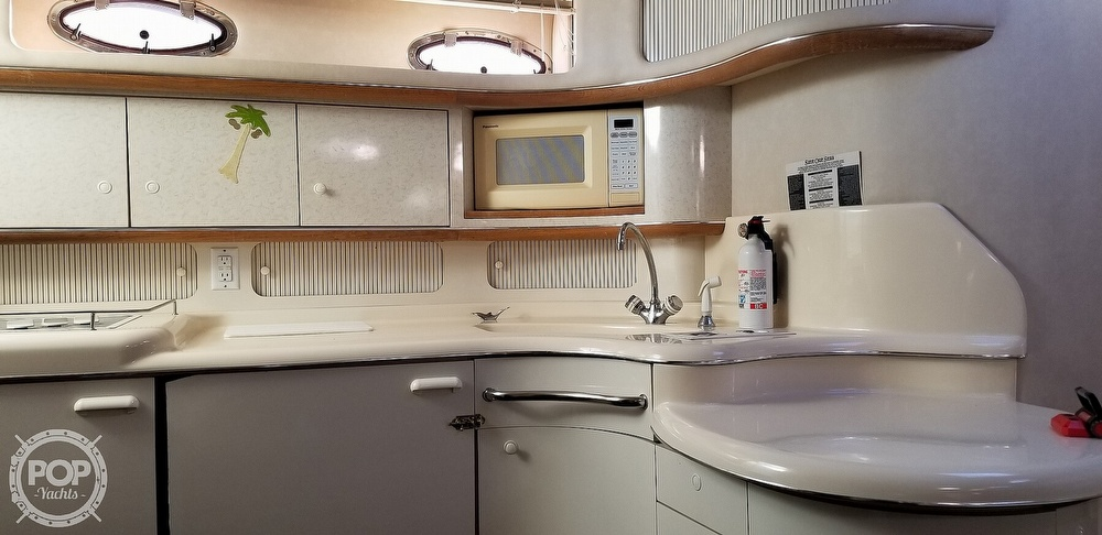 1996 Sea Ray boat for sale, model of the boat is 450 Sundancer & Image # 23 of 40