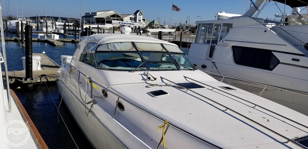 1996 Sea Ray boat for sale, model of the boat is 450 Sundancer & Image # 40 of 40