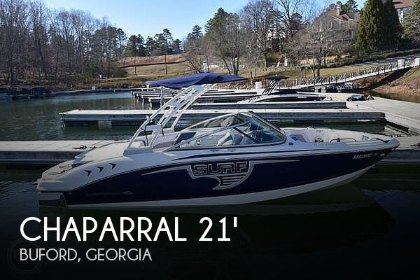 Used Chaparral 20 Boats For Sale by owner | 2018 Chaparral 21 H20 Surf