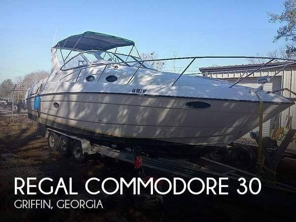 Used Power boats For Sale in Columbus, Georgia by owner | 1999 Regal Commodore 30