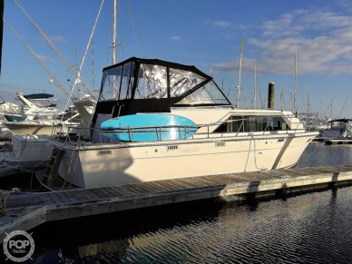 Trojan F-36 Tri Cabin, 36, for sale - $18,500